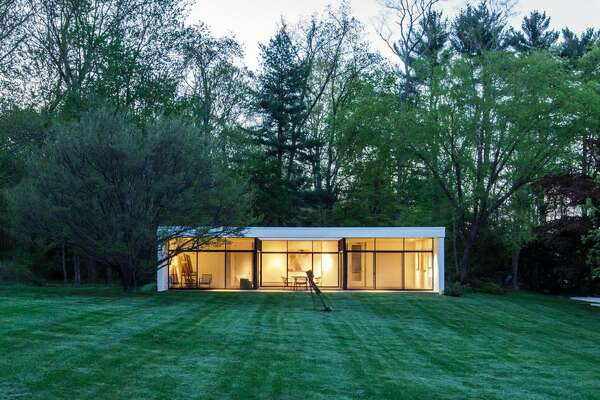 An Eliot Noyes–designed home in New Canaan ison the market for the first time in 60 years.