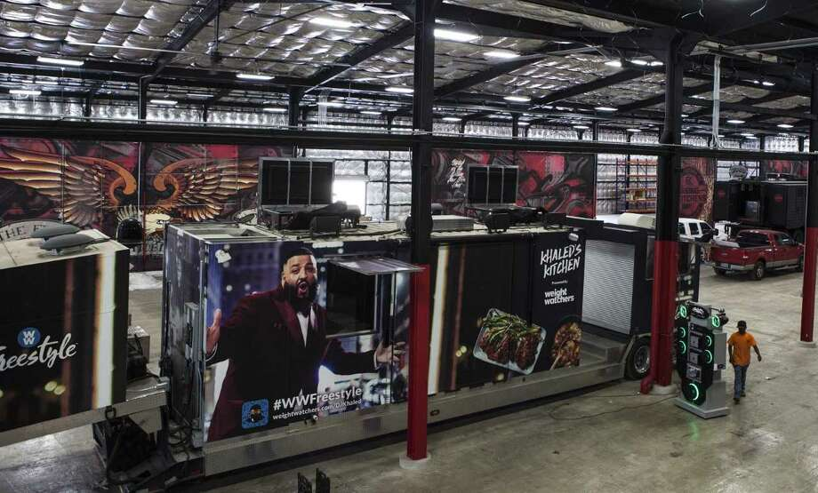 San Antonio's Cruising Kitchens is moving, and it's new home is nearly 10 times bigger than its current home. The mobile business and food truck fabricator's new 61,000-square-foot facility is located near the airport. Photo: Courtesy Of Cruising Kitchens
