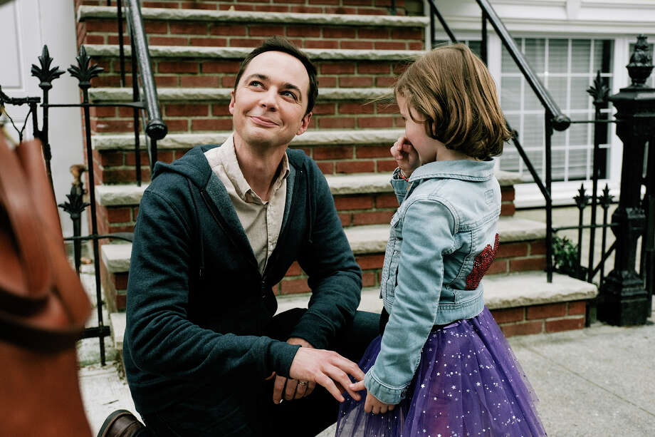 "Jim Parsons plays the supportive father of a gender-nonconforming child (Leo James Davis) in ""A Kid Like Jake."" Photo: Jon Pack, IFC Films / © Jon Pack-A Kid Like Jake Productions, Inc."