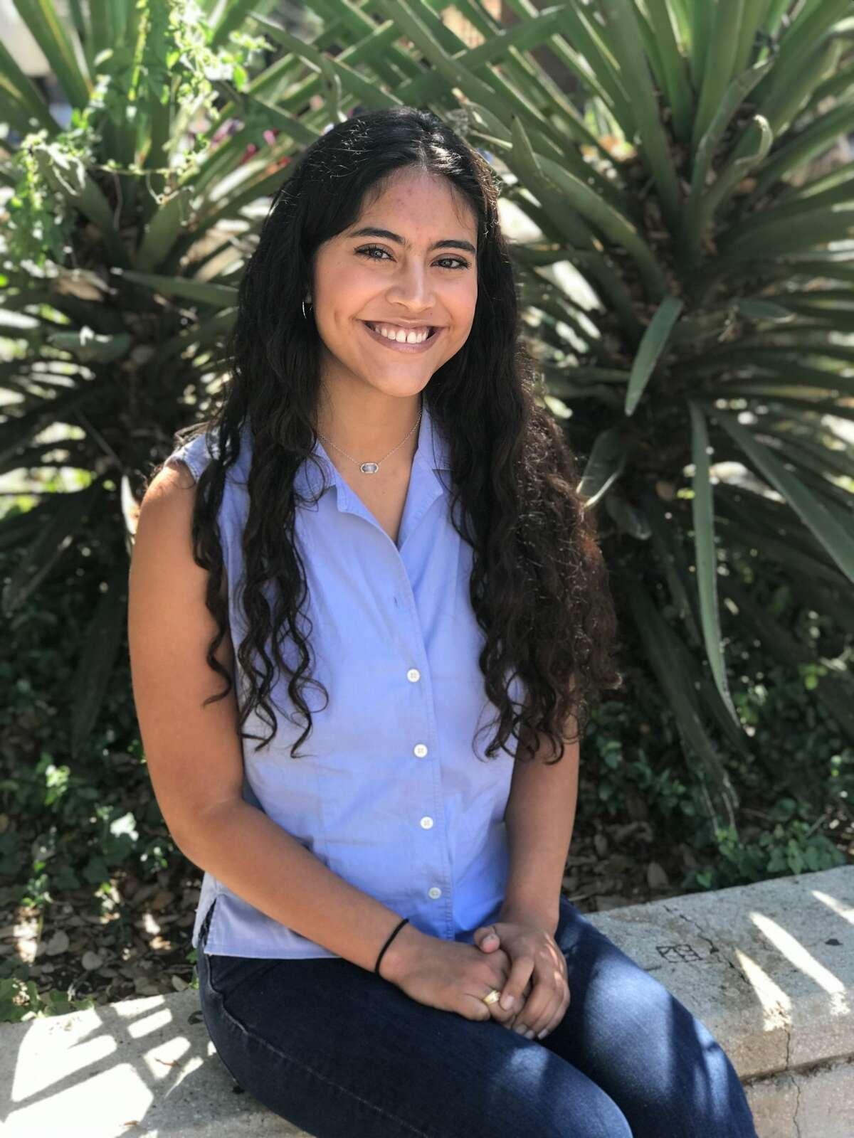 Clark High School Valedictorian: Sophia Abuabara