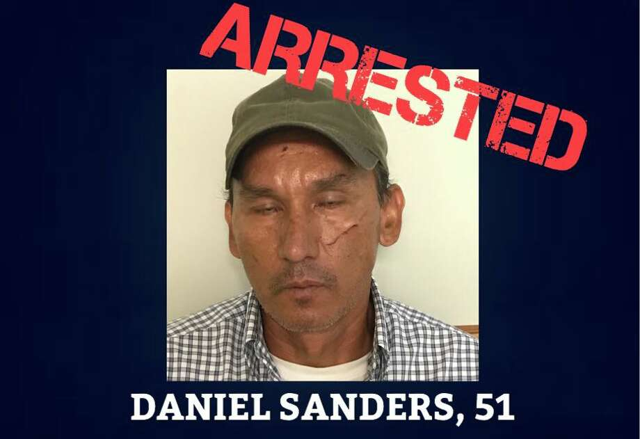 Daniel Sanders, 51, is accused of aggravated kidnapping and aggravated sexual assault of a child.