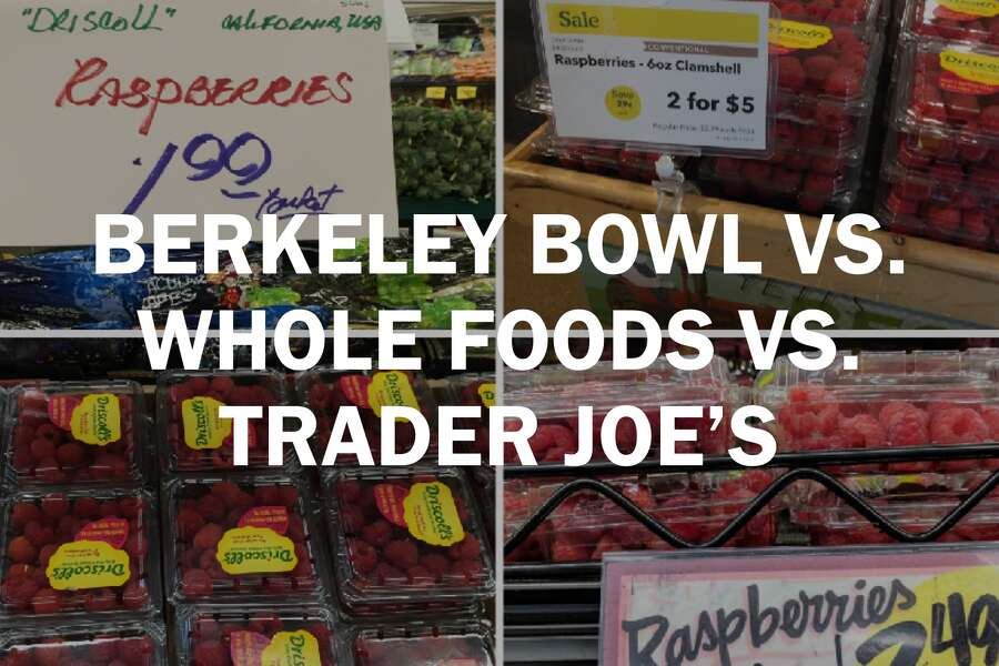Price comparison: Does Berkeley Bowl beat Trader Joe\'s and Whole ...