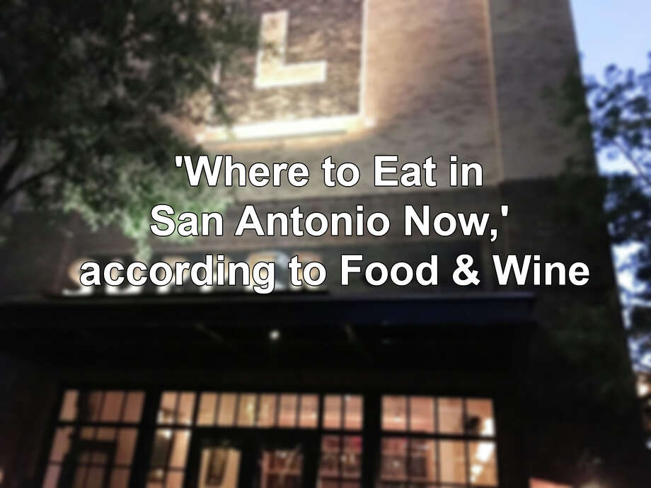 Click through the slideshow to see six places to eat in San Antonio now.
