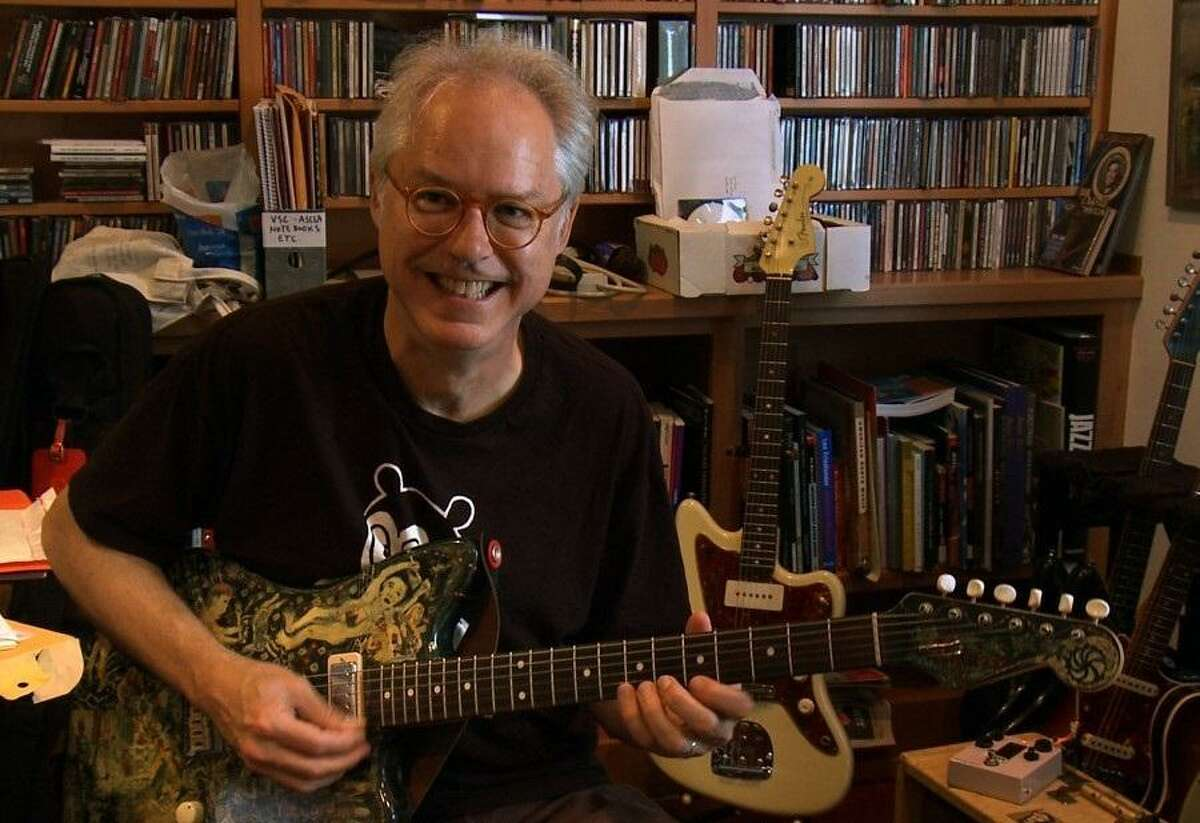 """The Museum of Fine Arts, Houston screens """"Bill Frisell: A Portrait,"""" on Friday."""