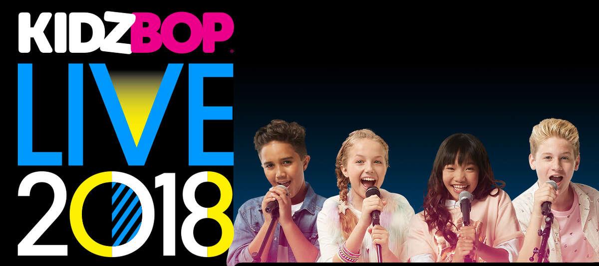 KIDZ BOP LIVE 2018 TOUR