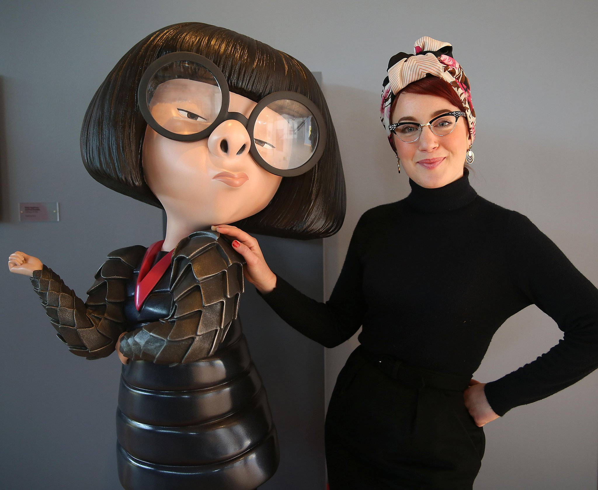 Meet The Female Squad Behind Pixar S Incredibles 2 Super Fashions Sfchronicle Com