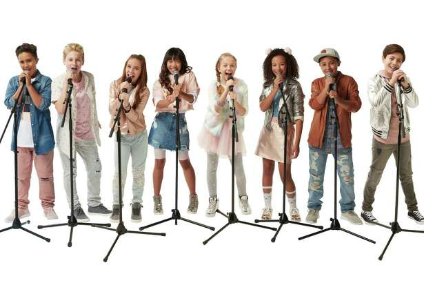 Four of these Kidz Bop singers will perform at Oakdale June 16.