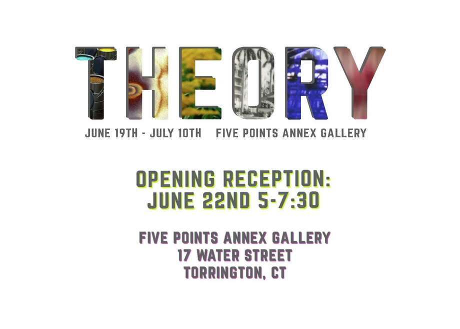 "Five Points Annex gallery's new show is ""Theory."" Photo: Contributed Photo"
