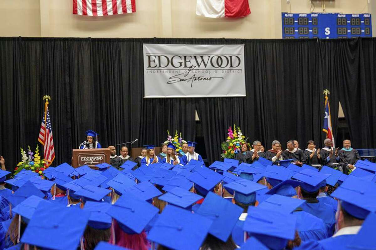 View the gallery to see how Bexar County's traditional public schools were graded. Edgewood ISD: CThe district received a C, up from a D last year.