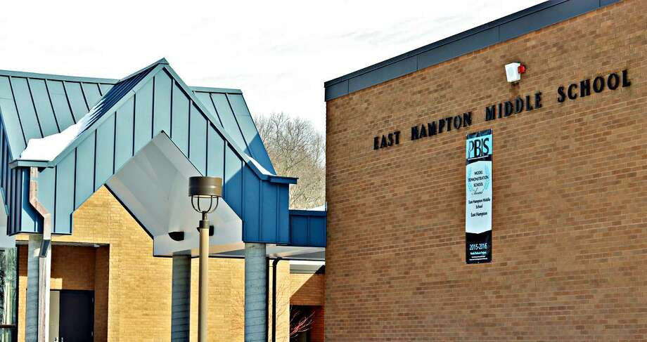 East Hampton Middle School Photo: East Hampton Public Schools Photo