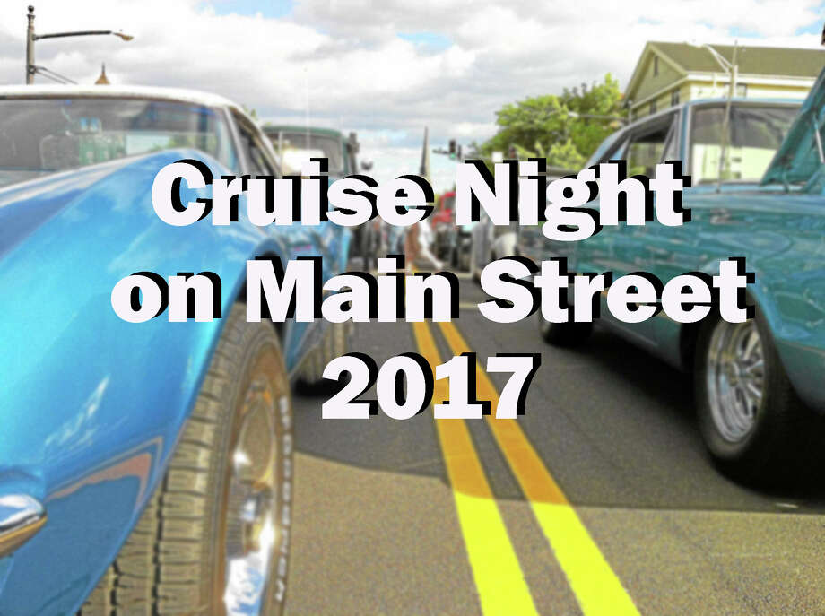 Cruise Night on Main street in Middletown. Photo: File Photo