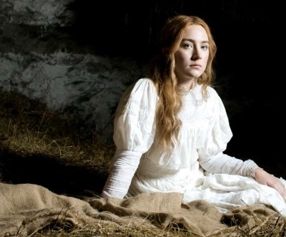 "Saoirse Ronan in ""The Seagull"""