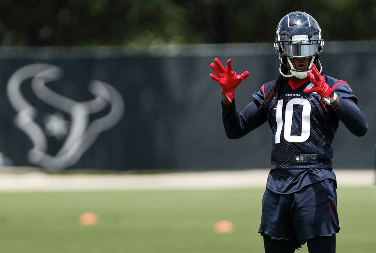 DeAndre Hopkins, WR Overall: 94  Speed: 92 Strength: 66 Position rank: 4th