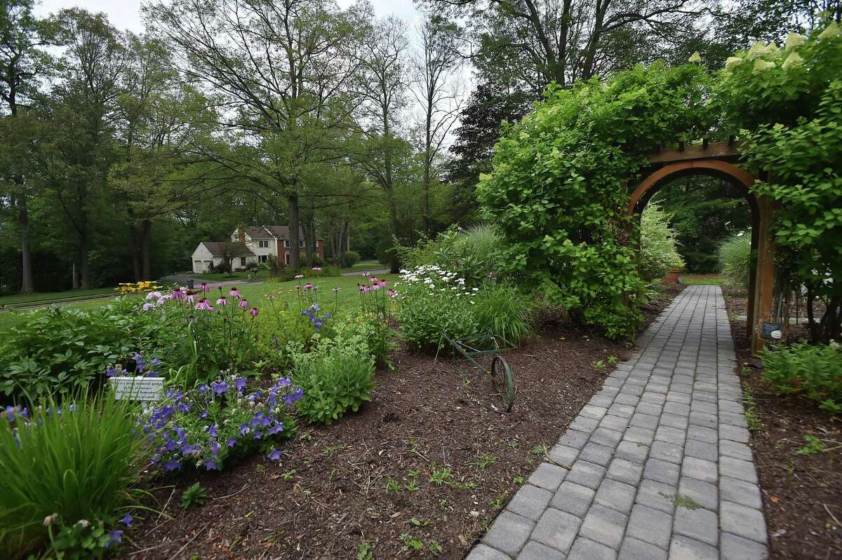 The Petit Memorial Garden at the site of the former Petit Family home in Cheshire, in 2017. On July 23, 2007, two men broke into the house at 300 Sorghum Mill Drive in Cheshire, killing Jennifer Hawke-Petit and her two daughters, 17-year-old, Hayley and 11-year-old Michaela. The house was set on fire and the only survivor, the victims' husband and father, Dr. William Petit Jr., escaped.