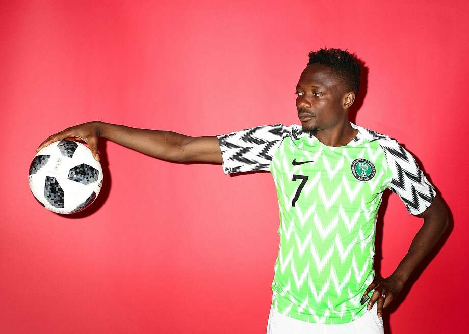 3779907dbc1 PHOTOS  Ranking the 2018 World Cup jerseys 1. NigeriaNigeria has the  clear-cut