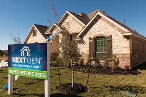 "Lennar's ""NextGen"" at 4919 Isaac Ryan is essentially two homes in a home. The home includes a 500-square-foot suite that has it's own separate entrance. The space is for an aging parent or an adult child who hasn't moved out of the home."