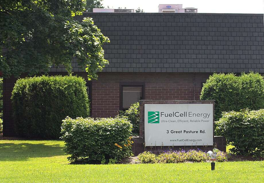 FuelCell Energy of Danbury was selected from among 27 bidders vying to provide renewable power under a request for clean energy. Photo: Chris Bosak / Hearst Connecticut Media / The News-Times