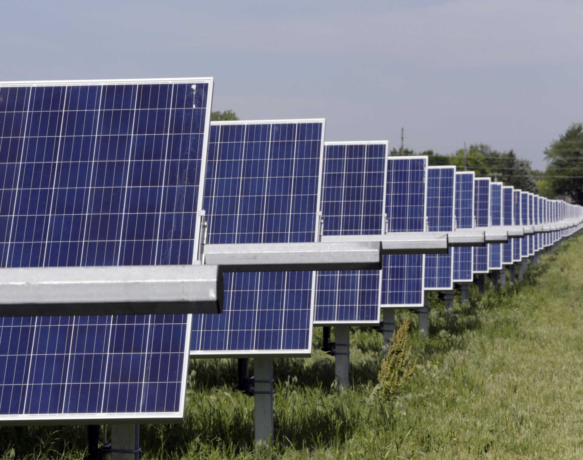 New Solar Panel Facility Scheduled For Fort Bend County Houston Cars On Pinterest Powered Car And Chronicle