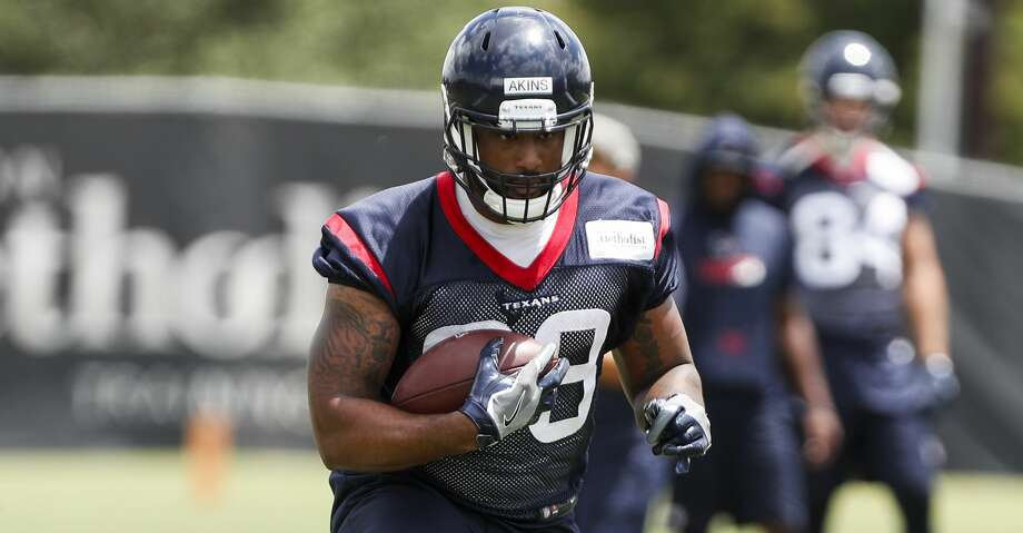 PHOTOS: Texans minicamp