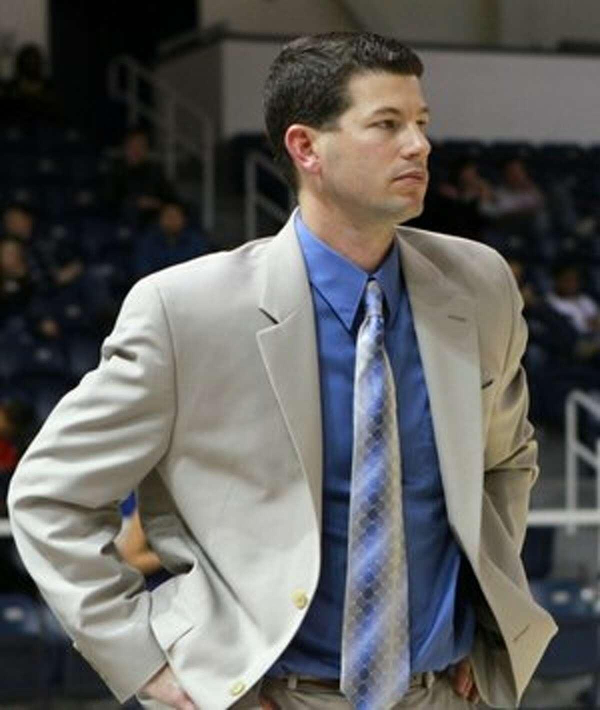 New UTPB men's basketball coach Josh Newman. Courtesy photo, Arkansas-Fort Smith athletics.