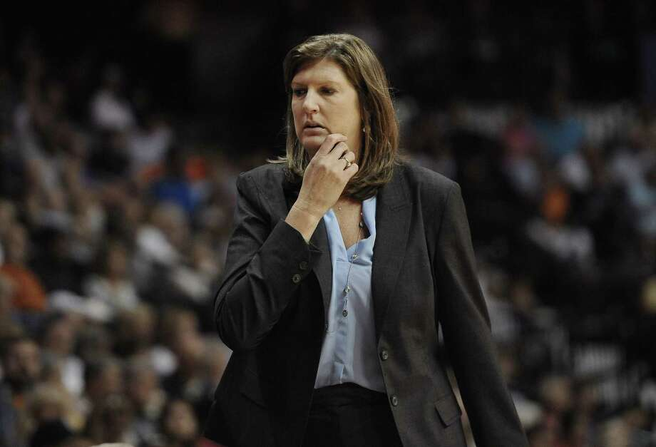 Former Connecticut Sun coach Anne Donovan, who won a national championship at Old Dominion, two Olympic gold medals in the 1980s and coached the U.S. to gold in 2008, died Wednesday of heart failure. She was 56. Photo: Jessica Hill / Associated Press / AP2015