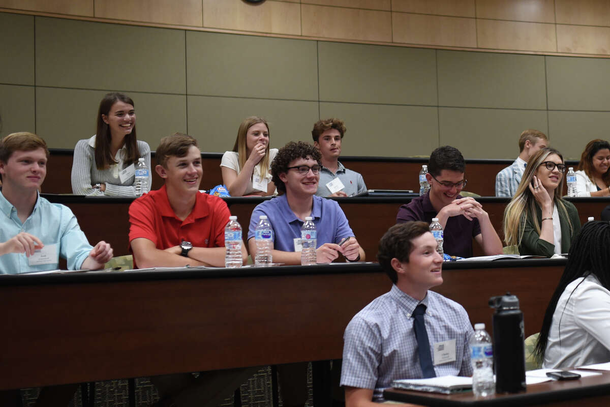 Friday is the deadline for local high school juniors to submit applications for the General Tommy Franks Leadership Institute's Midland Young Leaders Challenge, which is June 12-13 at Midland College.