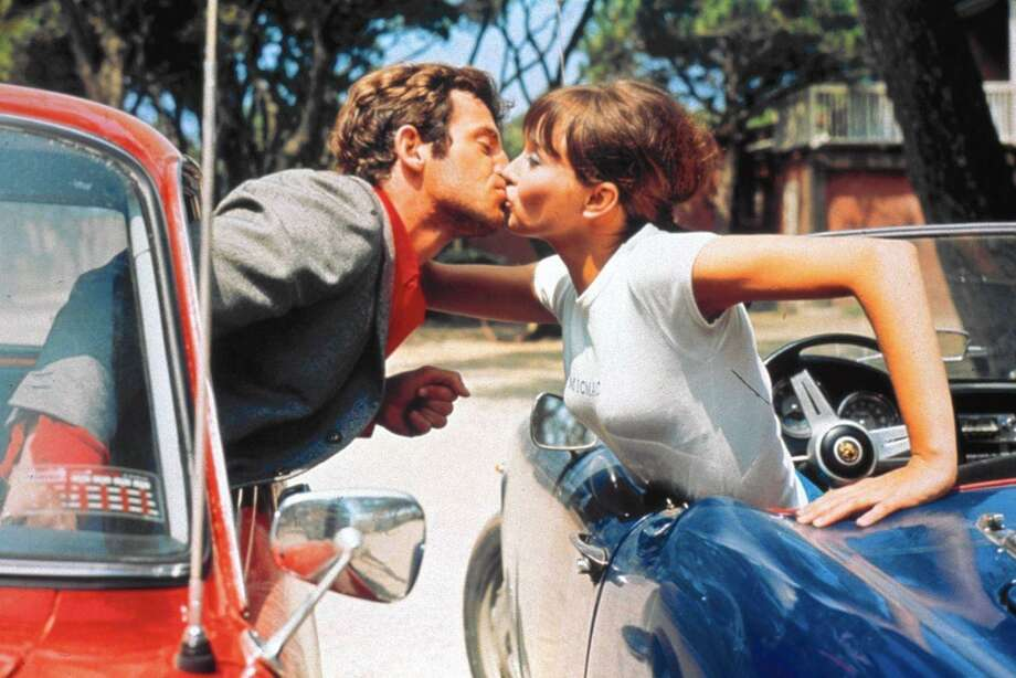 Jean-Paul Belmondo and Anna Karina play lovers in a movie that still baffles and bewilders 55 years later. Photo: Contributed Photo