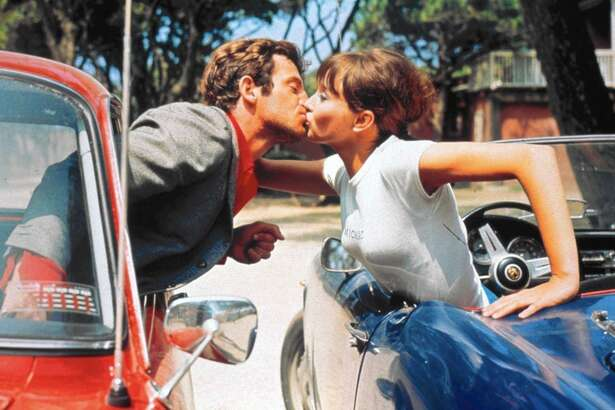 Jean-Paul Belmondo and Anna Karina play lovers in a movie that still baffles and bewilders 55 years later.