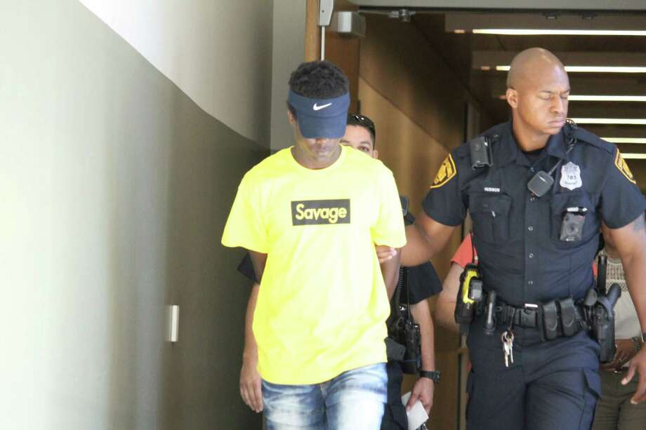 Maurice Lovie Bristow, 20, is accused of sexually assaulting a 17-year-old girl. Photo: Fares Sabawi/San Antonio Express-News