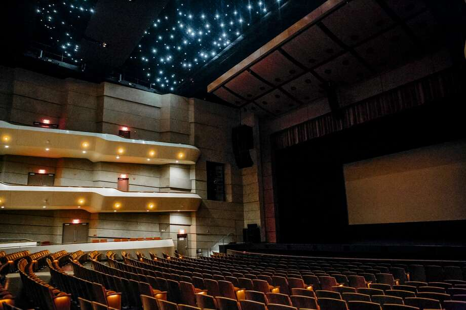The Wagner Noël Performing Arts Center offers a free way to beat the heat with its inaugural Cinema Under the Stars, which begins Saturday. Photo: Bailey Flores