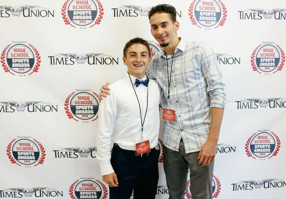 Were you Seen at the Times Union High School Sports Awards on June 13, 2018, at the Hearst Media Center?