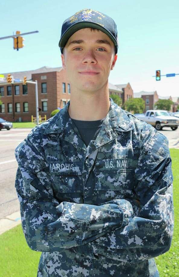 Raymond marquis Photo: Courtesy Of US Navy