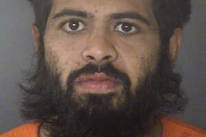 George Rodriguez was charged with aggravated robbery.
