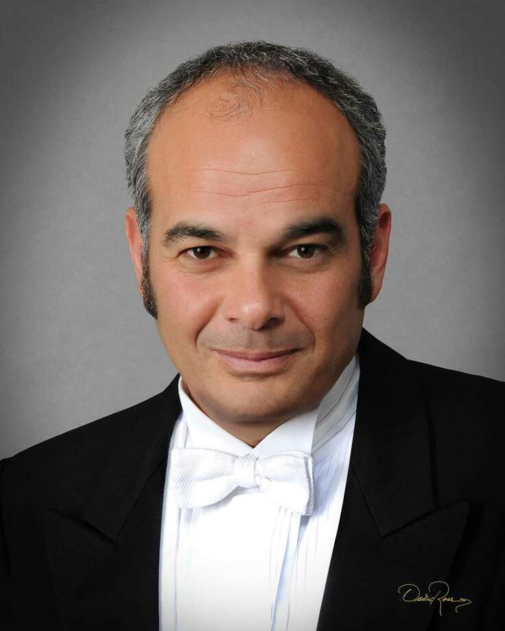 """Conductor Carlos Spierer will lead a spirited """"Night of Dance"""" featuring the Texas Music Festival Orchestra on June 22 at The Cynthia Woods Mitchell Pavilion. Photo: Courtesy Photo"""