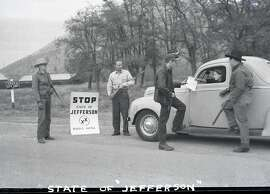 """State of Jefferson"" in 1941"