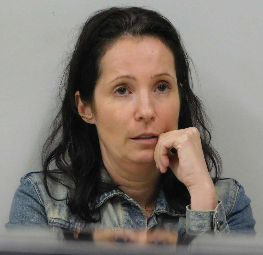 Westport resident Dana Auslander was charged with operating under the influence of drugs/alcohol, interfering with an officer, and failure to display lights in Westport on June 8. Photo: Contributed / Contributed Photo / Westport News contributed