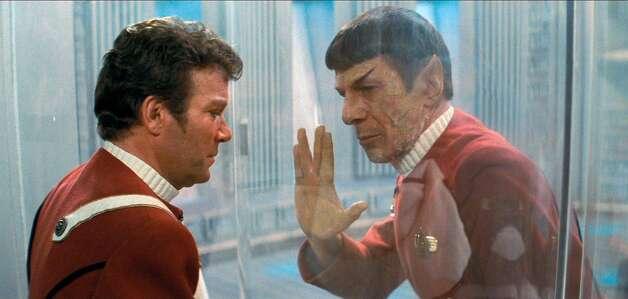 Star Trek: The Motion Picture (1979)   Star Trek II: The Wrath of Khan (1982)   Star Trek III: The Search for Spock (1984)   Star Trek IV: The Voyage Home (1986)   Star Trek V: The Final Frontier (1989)   Star Trek VI: The Undiscovered Country (1991)   Star Trek: Generations (1994)   Star Trek: First Contact (1996)   Star Trek: Insurrection (1998) Leaving Hulu July 31 Photo: CBS Via Getty Images