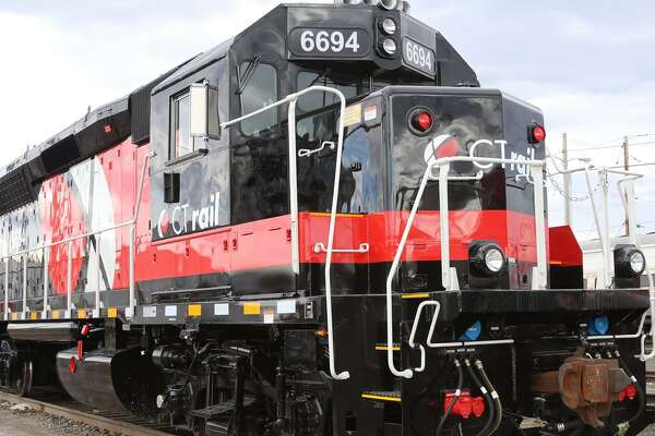 Gov. Dannel P. Malloy will launch the state's $768 million CTrail Harford Line on Friday, June 15, 2018. This is the first new commuter rail line in Connecticut in decades and the first attempt ever to connect Greenwich to Hartford and Springfield, Massachusetts.