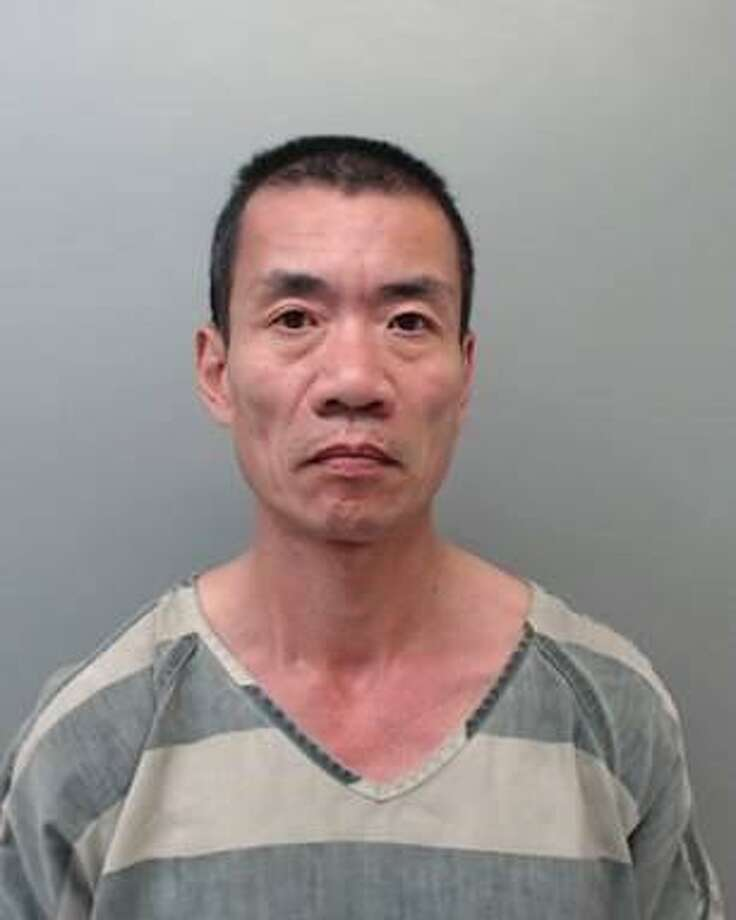 Shanguo Chen, 52, was charged with gambling promotion, keeping a gambling place and engaging in organized criminal activity. Photo: Webb County Sheriff's Office