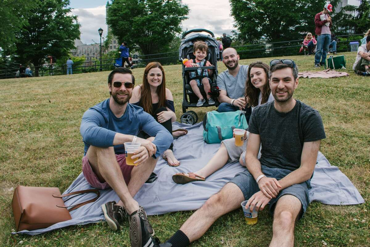 Were you Seen at Alive at Five featuring Albert Hammond Jr., with opening act Dark Honey, at Jennings Landing on Thursday, June 14, 2018 in Albany, NY?
