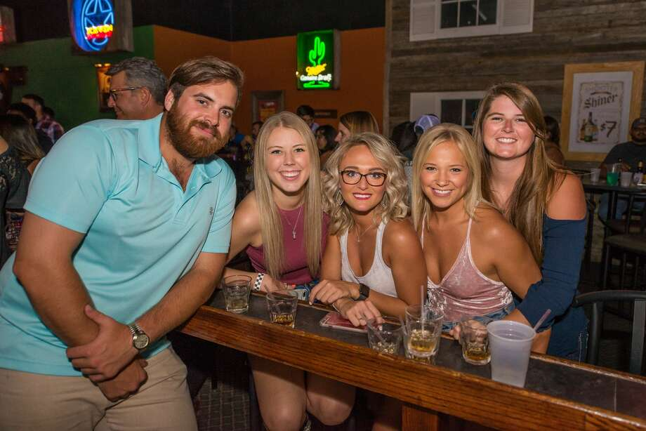It was a daring night at Wild West on Thursday, June 14, 2018 when the dancehall continued its weekly Summer Bikini Contest series. Women strutted across the dancefloor for a chance to win $400. Photo: Kody Melton, For MySA.com