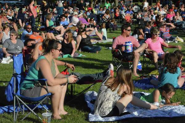 Scenes from Tunes at the Tridge Thursday, June 14, 2018.