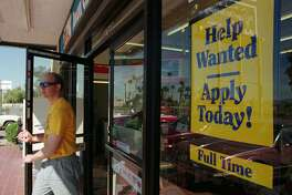 Hiring in May was strong in Texas and across the country.