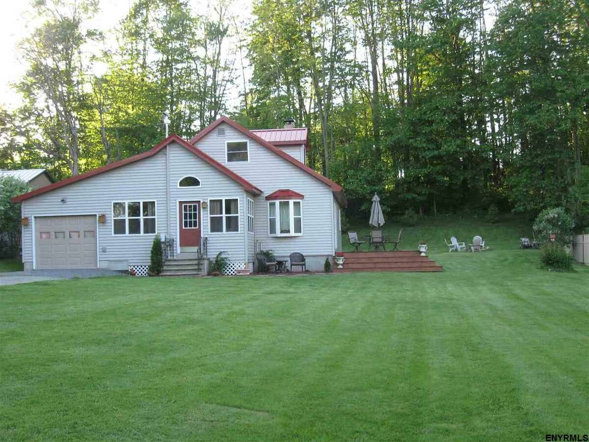 Interested in waterfront living? Click through the slideshow for a homes on the water that are on the market now. $299,900. 11 Haines St., Mayfield, on Sacandaga Lake. View listing.