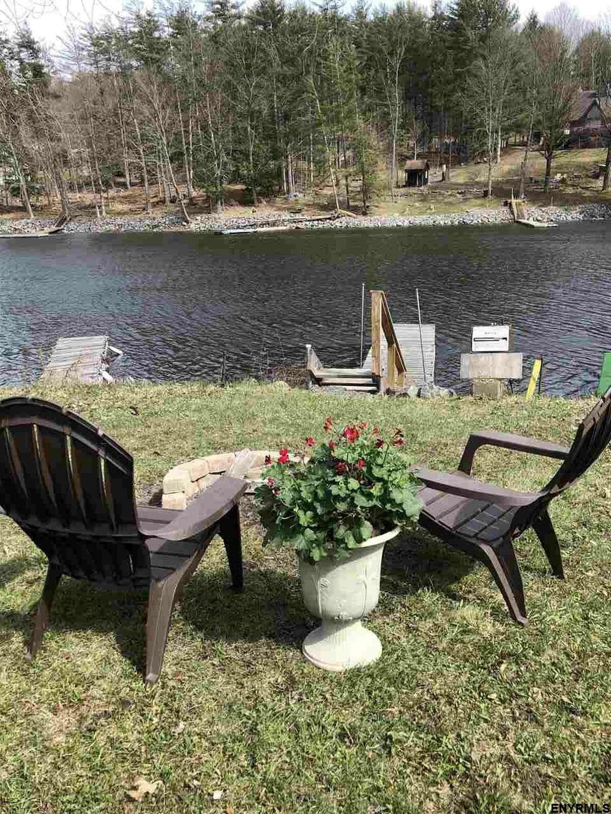 $299,900. 11 Haines St., Mayfield, on Sacandaga Lake. View listing.