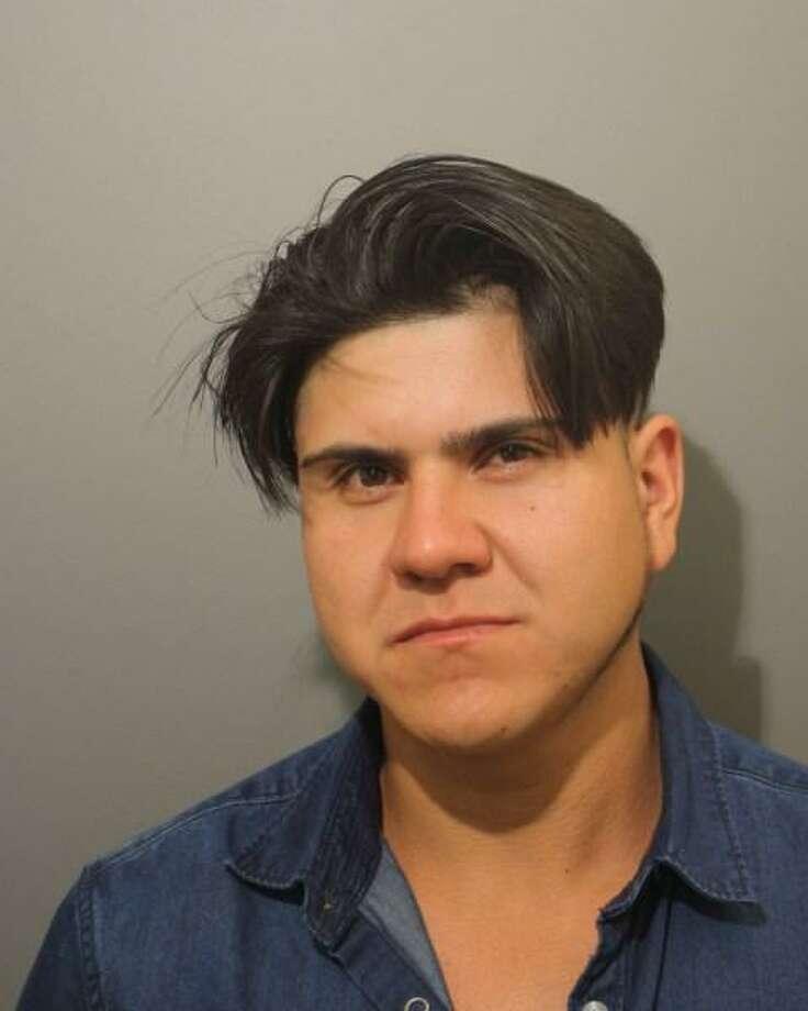Gerardo Corona-Villalpando, 25, of Norwalk Photo: Wilton Police Department