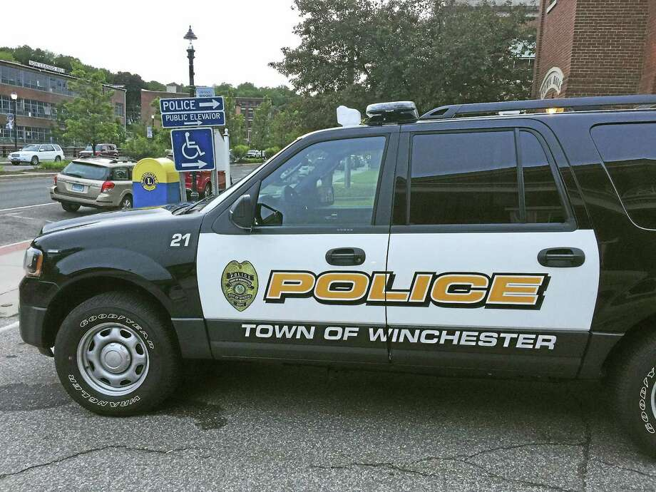 A Winchester Police Department car. Photo: Ben Lambert / File