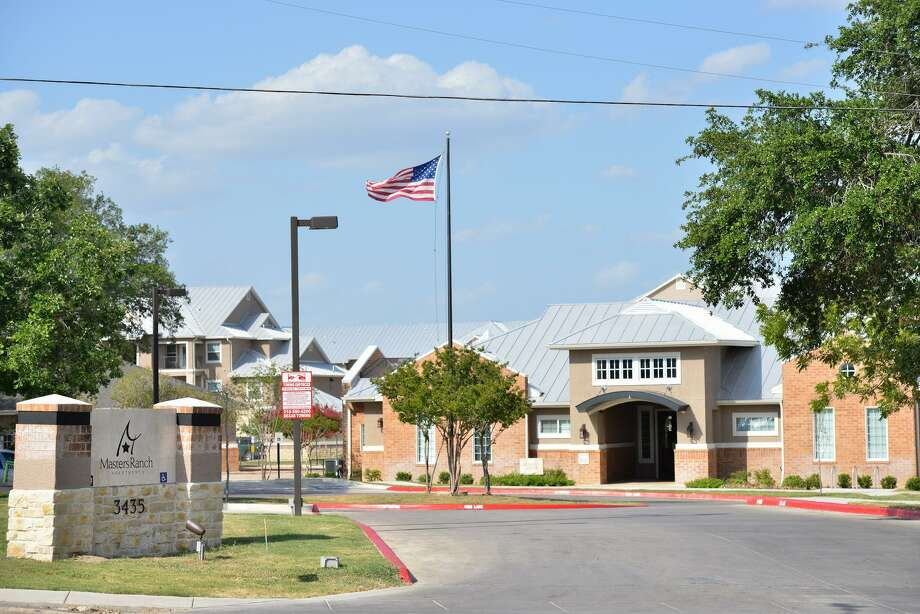 Masters Ranch is  the only completed piece of The Valor Club, a 215-acre community on the Southeast Side that its developer says will be focused on veterans. Photo: Photos By Robin Jerstad / San Antonio Express-News