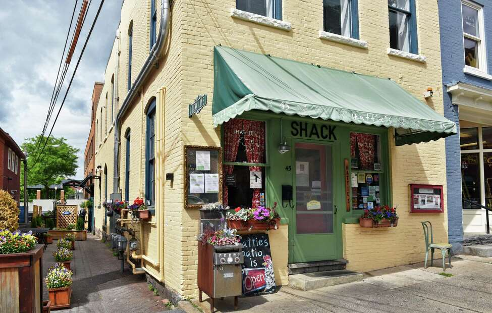 Hattie's Restaurant on Phila Street Wednesday June 6, 2018 in Saratoga Springs, NY. (John Carl D'Annibale/Times Union)