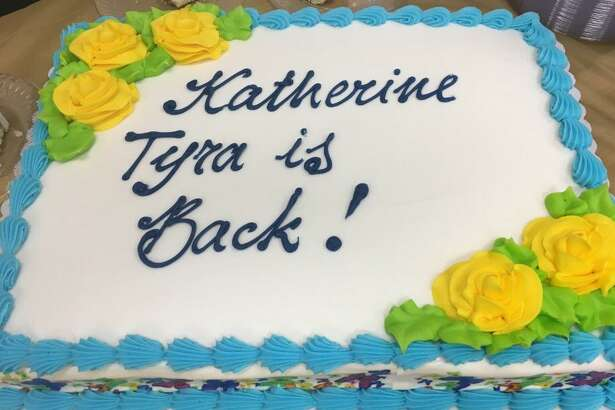 The Katherine Tyra at Bear Creek Library Branch celebrated its grand reopening on June 9. It reopened April 30 after being closed since Hurricane Harvey brought floodwaters to the building in August 2017.